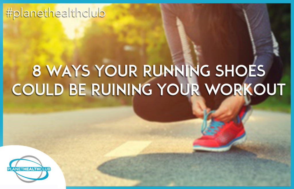 Are Your Shoes Affecting Your Workout?