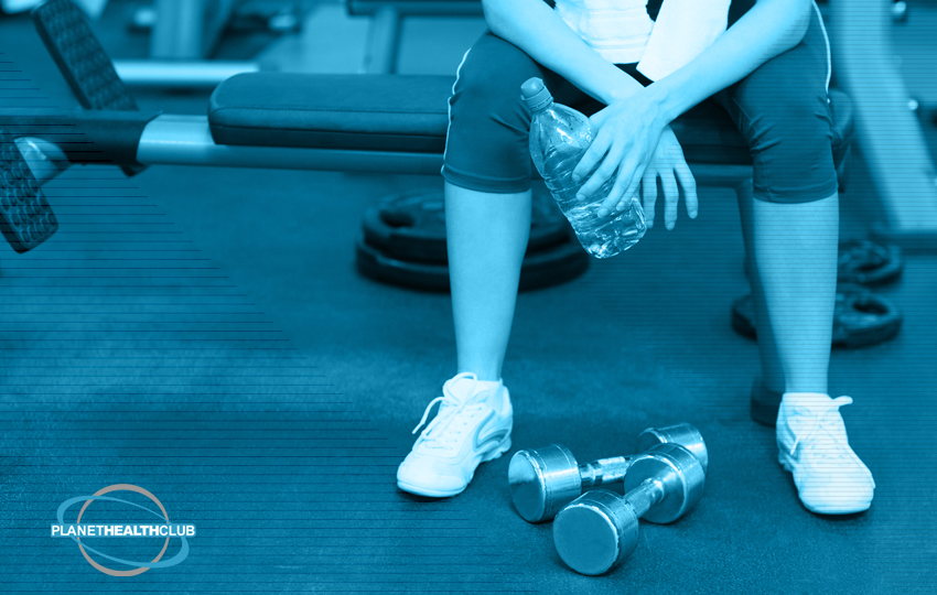Reasons You Aren't Seeing Results At The Gym