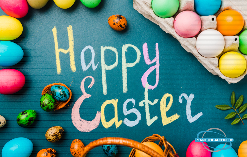How To Stay Healthy Over Your Easter Holidays