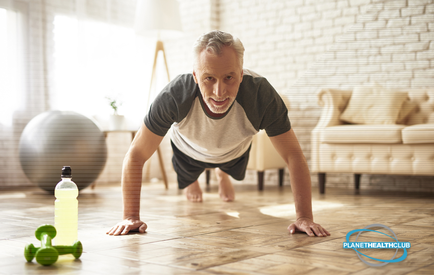 What Fitness Routine To Include in Your 50s
