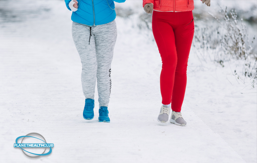 Staying Fit In The Winter: Keep Fit In The Cold